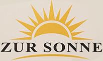 Metzgerei Gasthaus zur Sonne - Logo